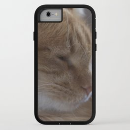 Nap Time iPhone Case