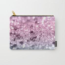 Unicorn Girls Glitter #7 #shiny #pastel #decor #art #society6 Carry-All Pouch