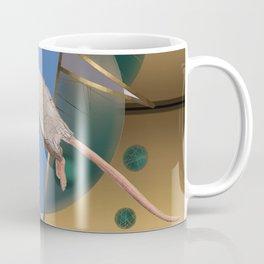Jumping Mouse Coffee Mug