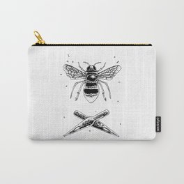 Ink Bee Carry-All Pouch