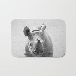 Baby Rhino - Black & White Bath Mat