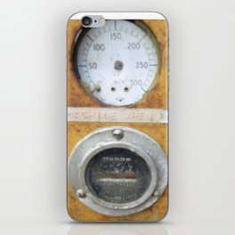 Industrial Image iPhone Skin