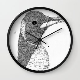 Pingu Wall Clock