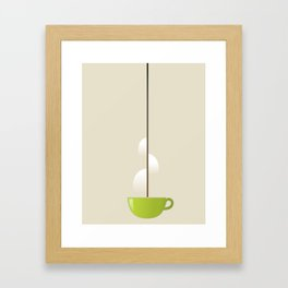 Good Morning Framed Art Print