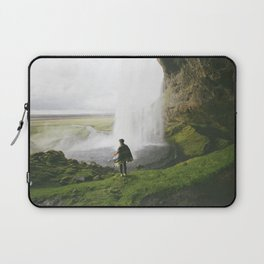 In the shadow of the falls Laptop Sleeve