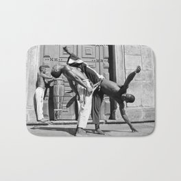 Capoeira c.1996 Bath Mat