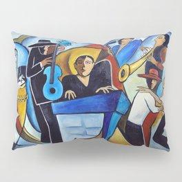 Blue Salsa Pillow Sham