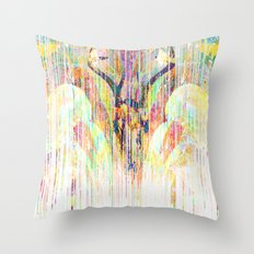 Amalgam Throw Pillow