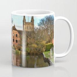 The Kennet and Avon at Newbury Coffee Mug