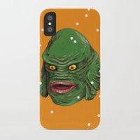 Creature iPhone X Slim Case