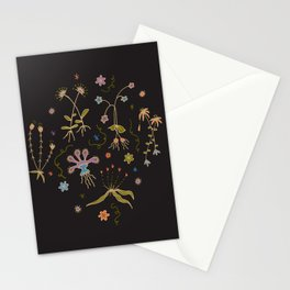 Flora of Planet Hinterland Stationery Cards