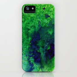 Abstract No. 33 iPhone Case