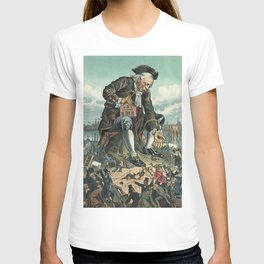Gulliver and the Liliputians T-shirt