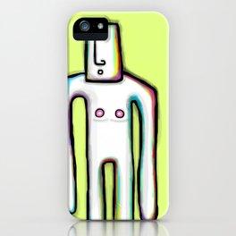 Shado Uno iPhone Case