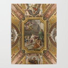 Vatican IV, Rome Poster