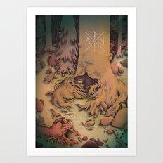 PAN ! Art Print