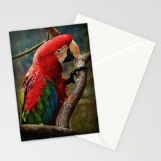 Roter Ara Stationery Cards