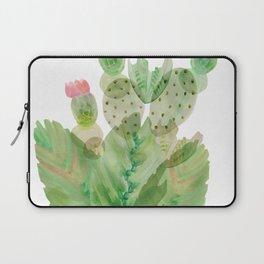 Flowering Cactus II Laptop Sleeve