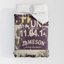Jameson Irish Whiskey Comforters