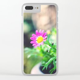 A Thousand Miracles Clear iPhone Case