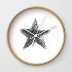 WRONG STAR Wall Clock