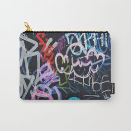 Graffiti Writing Carry-All Pouch