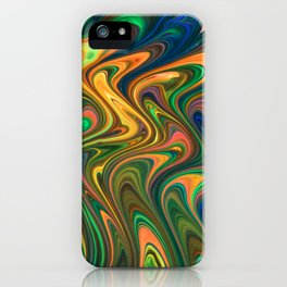 Crazy on You iPhone Case