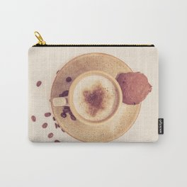 Vintage Coffee Love Photography Carry-All Pouch