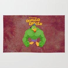 coupling up (accouplés) Donald Dhulk Rug