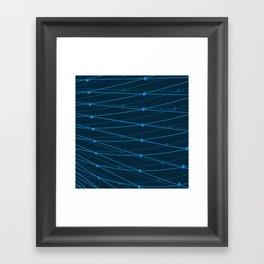 PopTart Framed Art Print