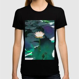 Joie de vivre ~ Lotus Art #society6 T-shirt