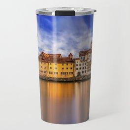Panoramic Regensburg   Germany Travel Mug