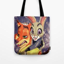 Judy and Nick Tote Bag