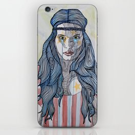 American Rocker iPhone Skin