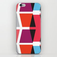 undaunted iPhone & iPod Skin
