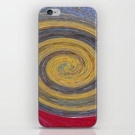 Swirl 02 - Colors of Rust / RostArt iPhone Skin