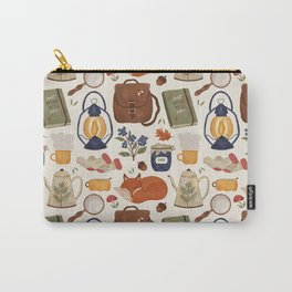 Woodland Wanderings Carry-All Pouch