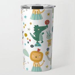Amazing Camel Design Travel Mug