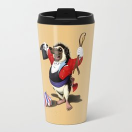Itching to Perform (Colour) Travel Mug