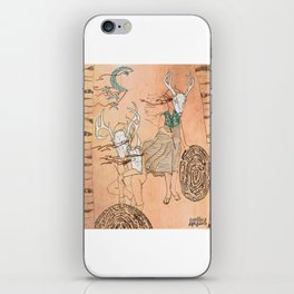These Mazes We Carry iPhone Skin