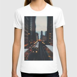 Chicago South Loop photograph T-shirt