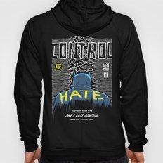Post-Punk Bat: Control Hoody