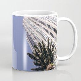 DTLA Skyscaper Sky View II Coffee Mug