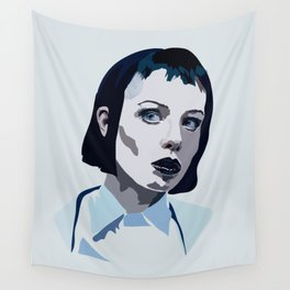 Alice Glass Wall Tapestry