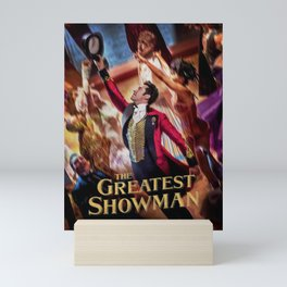 The Greatest Showman Mini Art Print