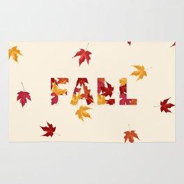 New England Fall Rug