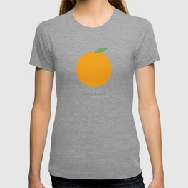 Syracuse, New York Orange T-shirt