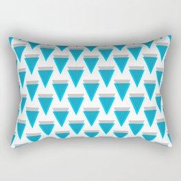 Verge - Crypto Fashion Art (Medium) Rectangular Pillow