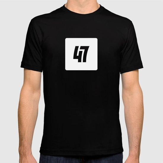 47 - Hero Invert T-shirt