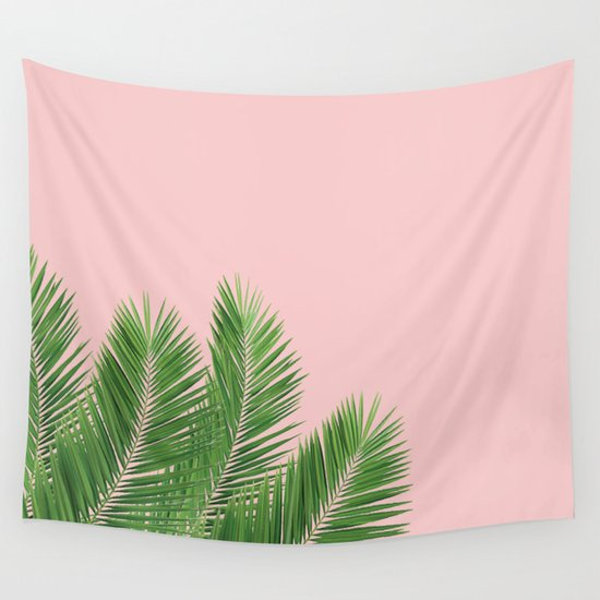 Summer in my mind Wall Tapestry